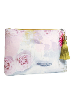 Shoptiques Product: Truth to Power Large Tassel Pouch