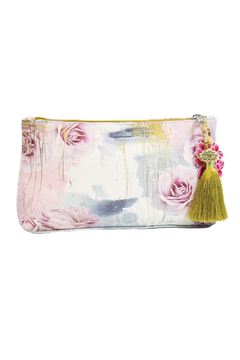 Shoptiques Product: Truth to Power Small Tassel Pouch