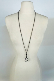 tsb design Guitar Pic Necklace - Back cropped