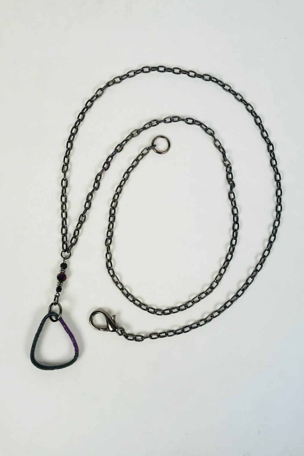 tsb design Guitar Pic Necklace - Side Cropped Image