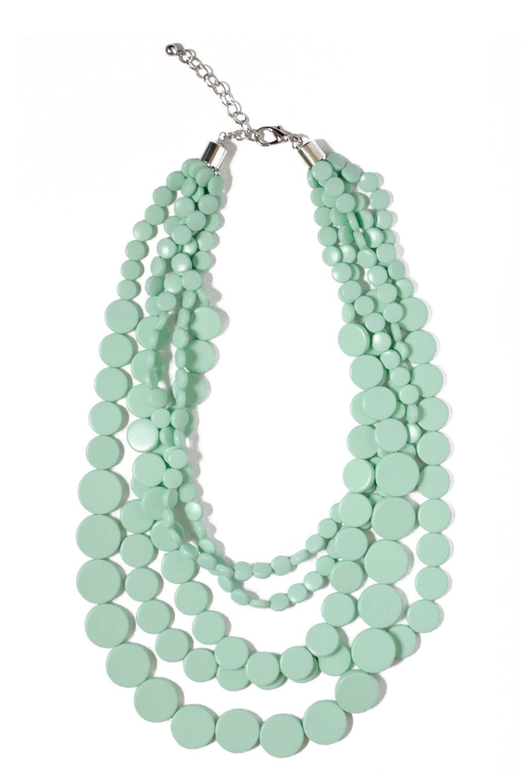 Tselaine Minty Fresh Necklace - Main Image