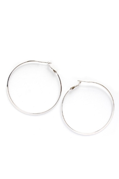 Shoptiques Product: Simple Hoops