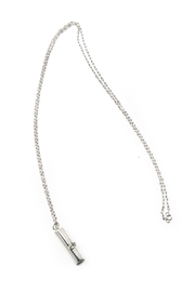 Tselaine Sterling Locket Necklace - Front cropped