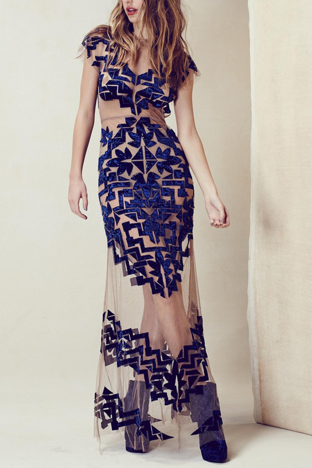 2f65e57ebede TSOQ Vienna Maxi Dress from Toronto by The Store On Queen — Shoptiques