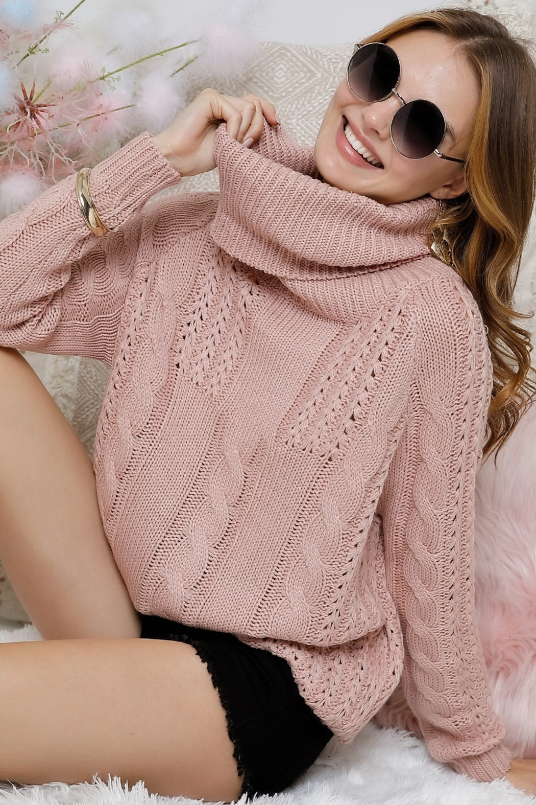 Adora TT SWEATER - Front Cropped Image