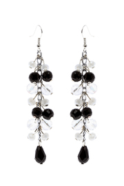 tu-anh Black And White Dangle - Product Mini Image