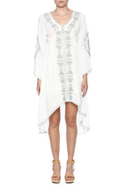tu-anh boutique Bohemian Goddess Dress - Front cropped