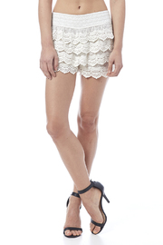 tu-anh boutique Crocheted Shorts - Product Mini Image