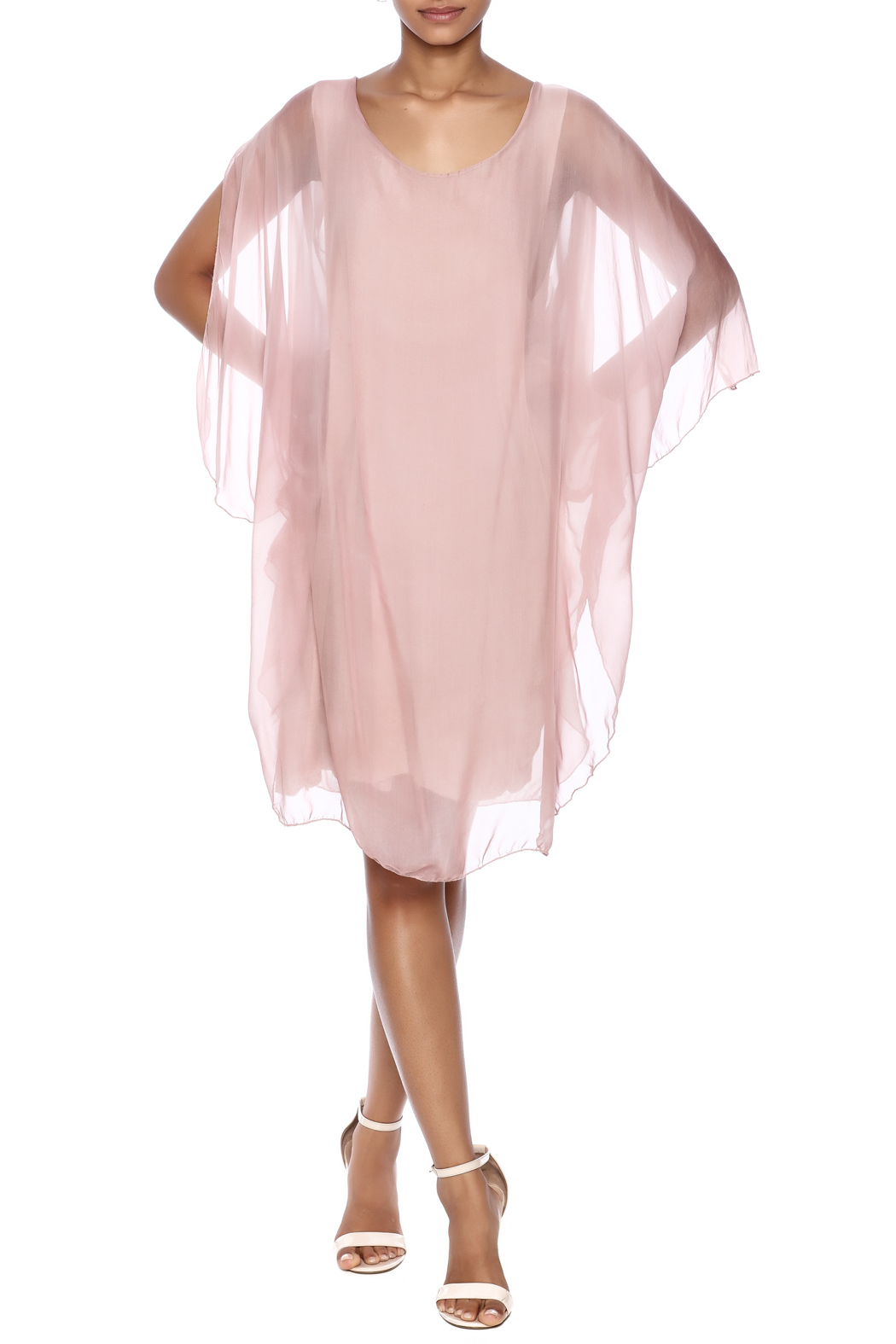 tu-anh boutique Italian Silk Butterfly - Main Image