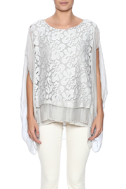 tu-anh boutique Italian Silk Butterfly - Side cropped