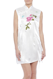 tu-anh boutique Mandarin Mini Dress - Product Mini Image