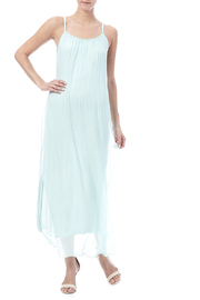 tu-anh boutique Silk Maxi Dress - Product Mini Image