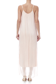 tu-anh boutique Silk Maxi Dress - Back cropped