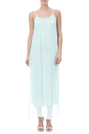 tu-anh boutique Silk Maxi Dress - Front cropped