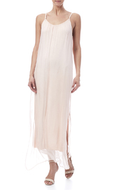 tu-anh boutique Silk Maxi Dress - Front full body