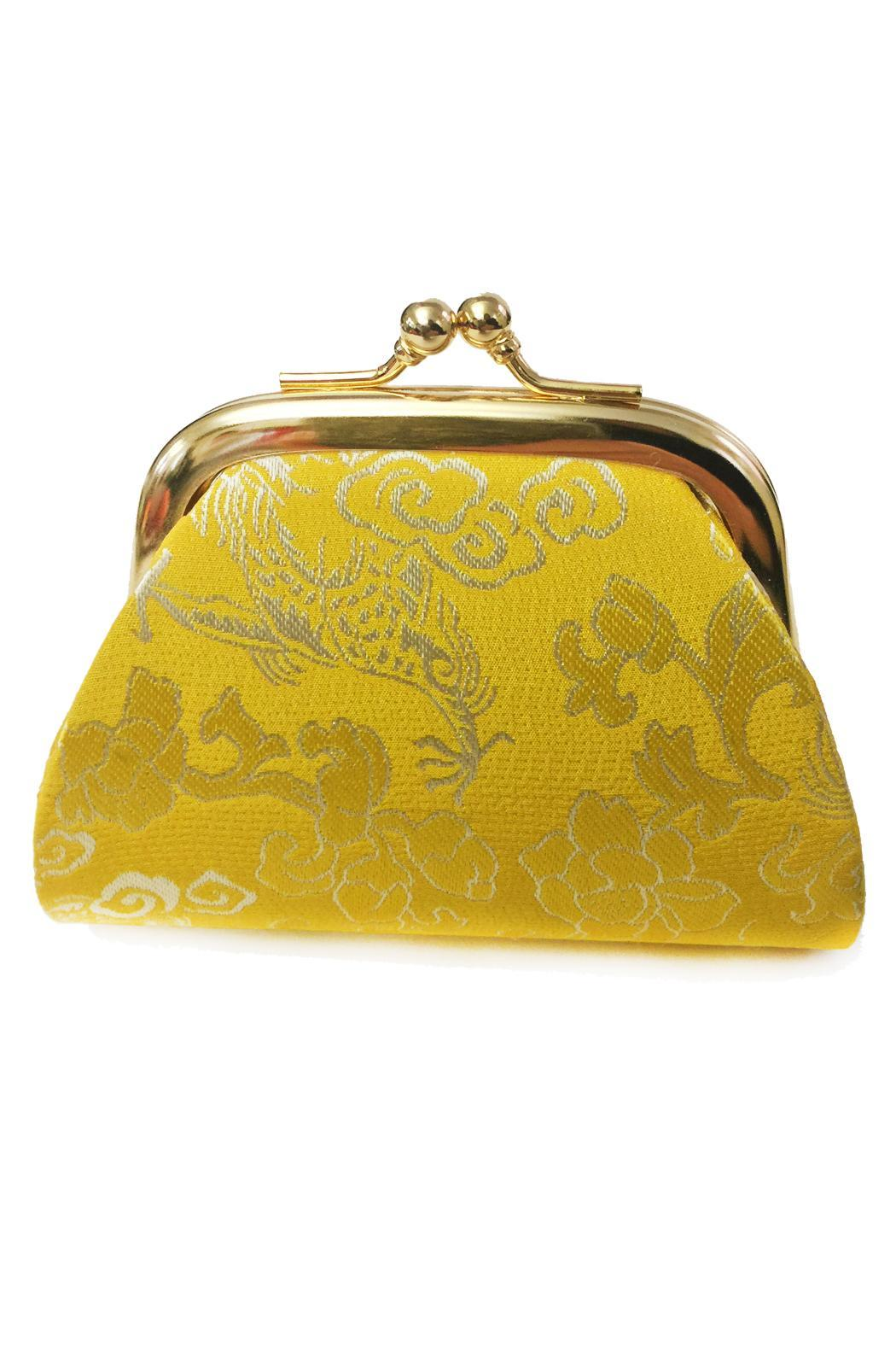 tu-anh Dragon Coin Purse - Front Cropped Image