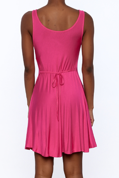 tu-anh Soft Fitted Dress - Alternate List Image