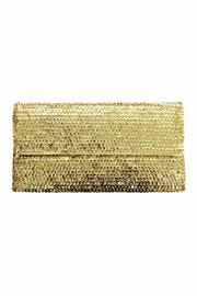tu-anh Gold Large Clutch - Product Mini Image