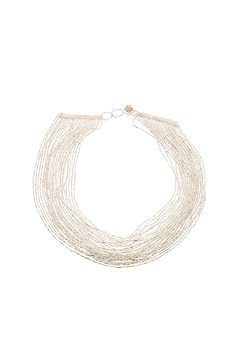 tu-anh Multi-Strand Glass Necklace - Product List Image