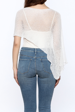 tu-anh Sheer Soft Poncho - Alternate List Image