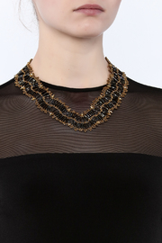 tu-anh Princess Style Necklace - Back cropped