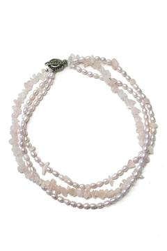 tu-anh Rose Quartz Necklace - Product List Image