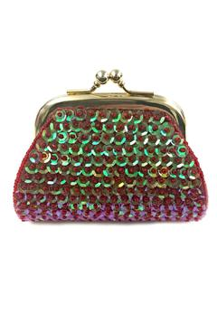 tu-anh Sequin Coin Purse - Product List Image
