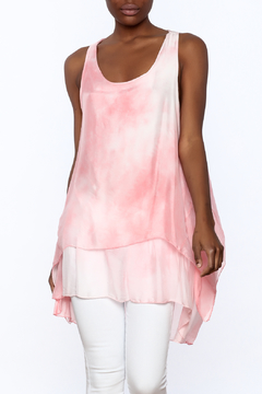 tu-anh Silk Breeze Tunic Dress - Product List Image