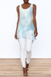 tu-anh Silk Breeze Tunic Dress - Front full body