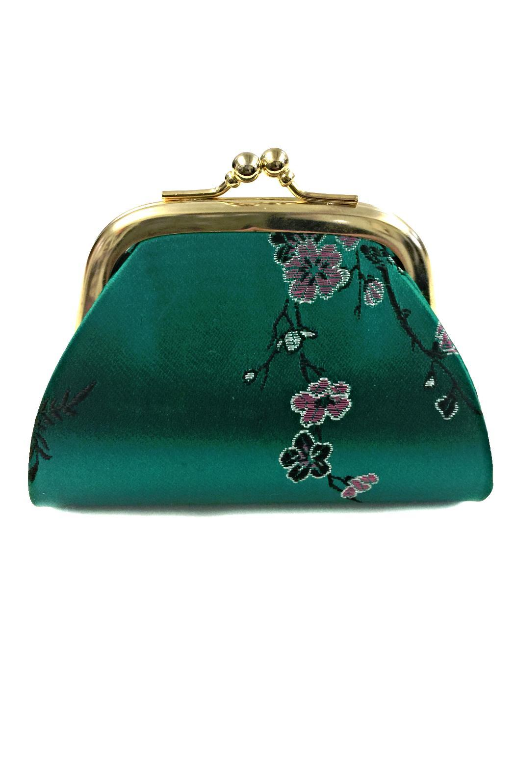 tu-anh Silk Coin Purse - Main Image