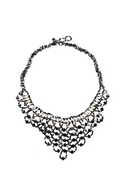 tu-anh V-Shaped Beaded Necklace - Product Mini Image