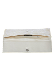 tu-anh White Large Clutch - Front full body