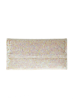 tu-anh White Large Clutch - Product List Image