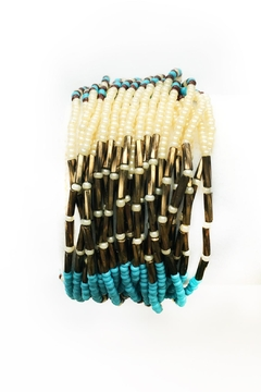 tu-anh boutique African Goddess Bracelet - Alternate List Image