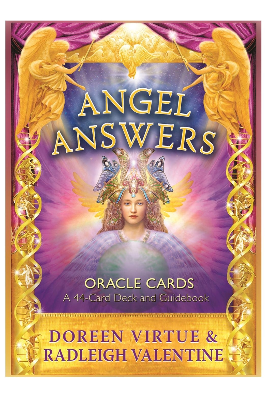 tu-anh boutique Angel Answers Book - Main Image