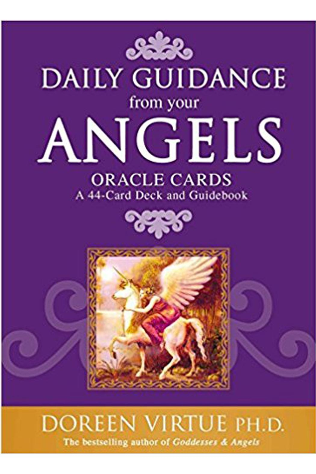 tu-anh boutique Angel Guidance Cards - Main Image