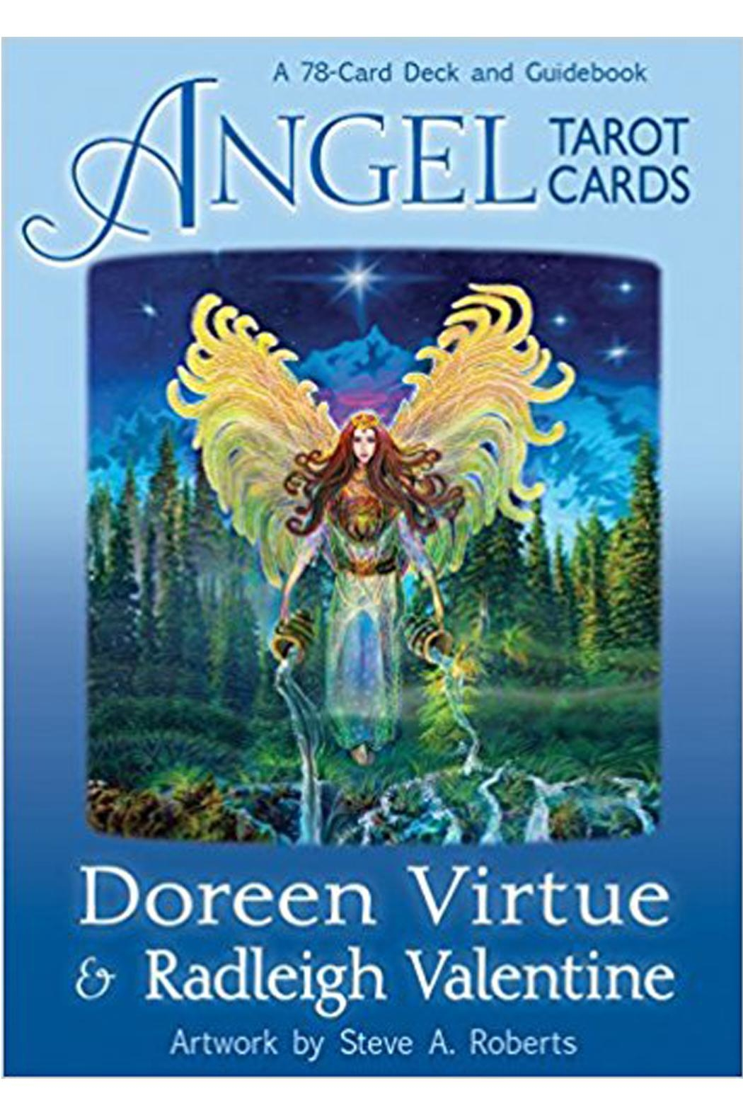 tu-anh boutique Angel Tarot Cards - Main Image
