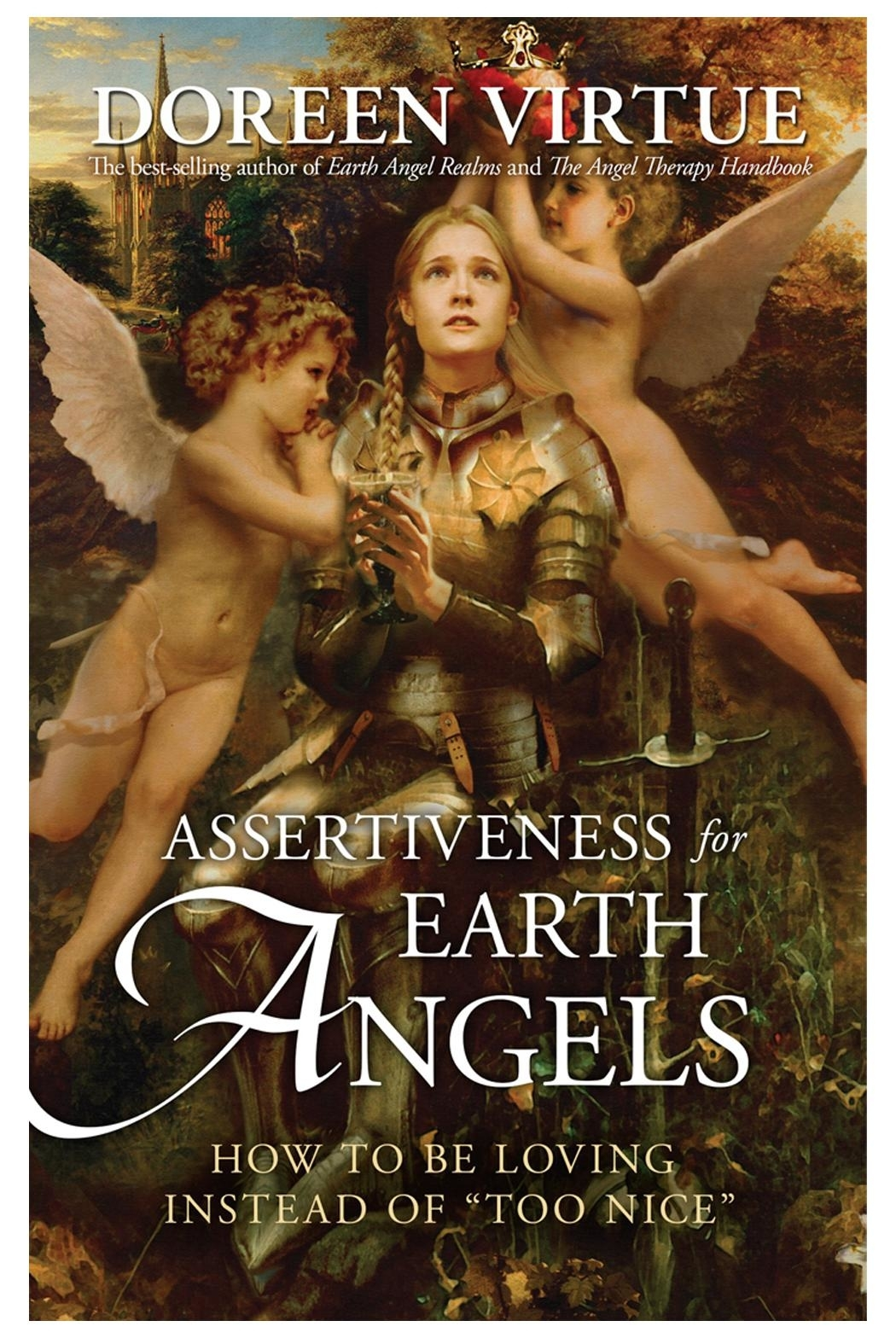 tu-anh boutique Assertiveness Earth Angels - Main Image