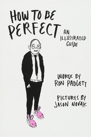 tu-anh boutique Be Perfect Book - Front cropped
