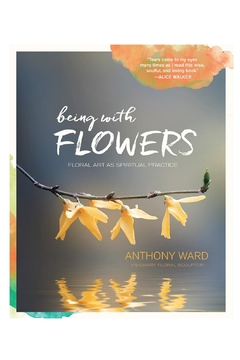 tu-anh boutique Being With Flowers Book - Alternate List Image