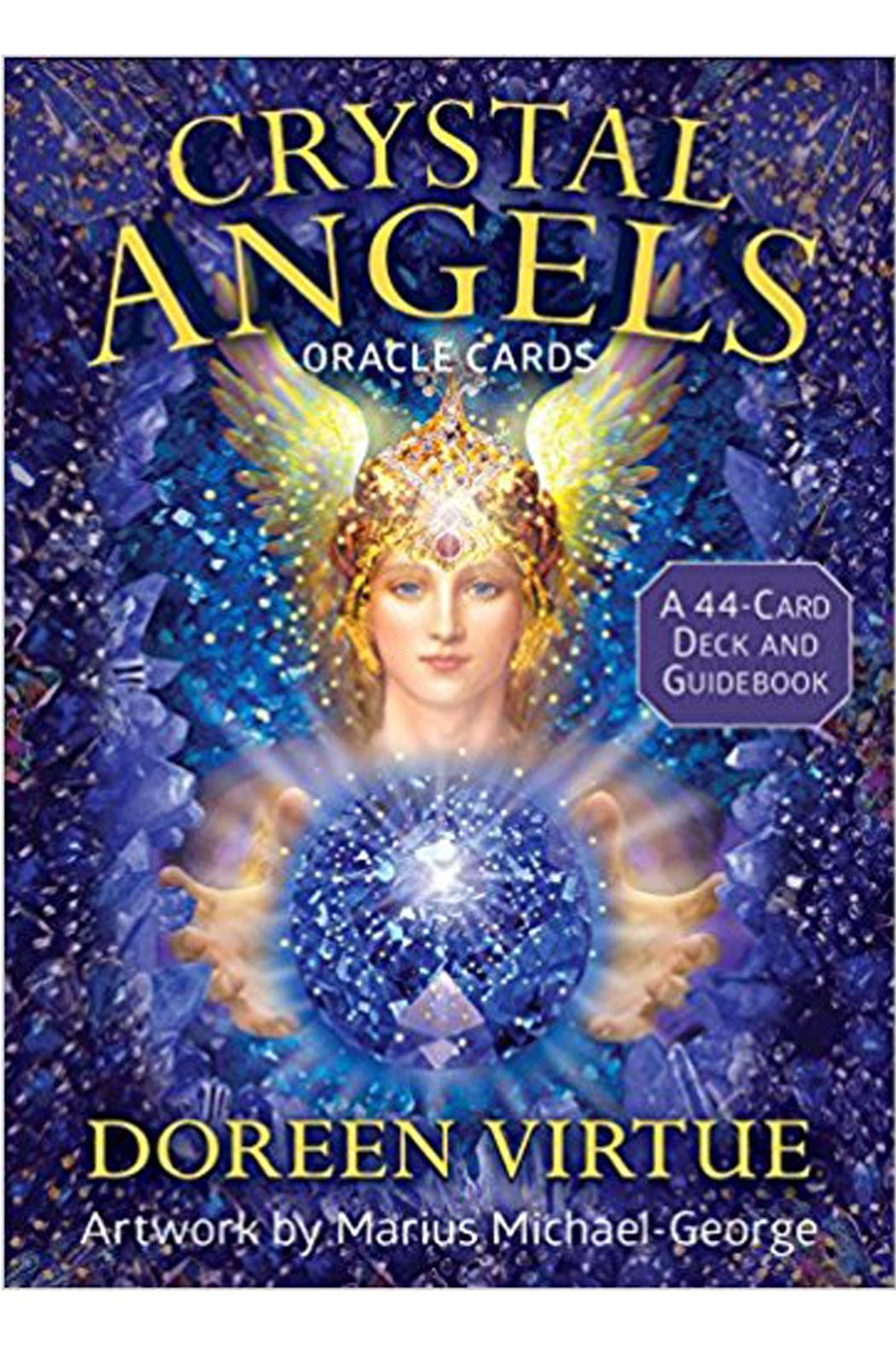 tu-anh boutique Crystal Angels Cards - Main Image