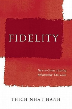 Shoptiques Product: 'Fidelity' Relationship Book