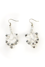 tu-anh boutique Goddess Chandelier Earrings - Front cropped