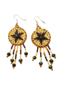 tu-anh boutique Goddess Star Earrings - Product List Image
