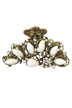 tu-anh boutique Gold Hair Clip - Product List Image