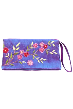 Shoptiques Product: Hand Embroidered Clutch