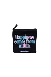 tu-anh boutique Happiness Coin Purse - Front cropped