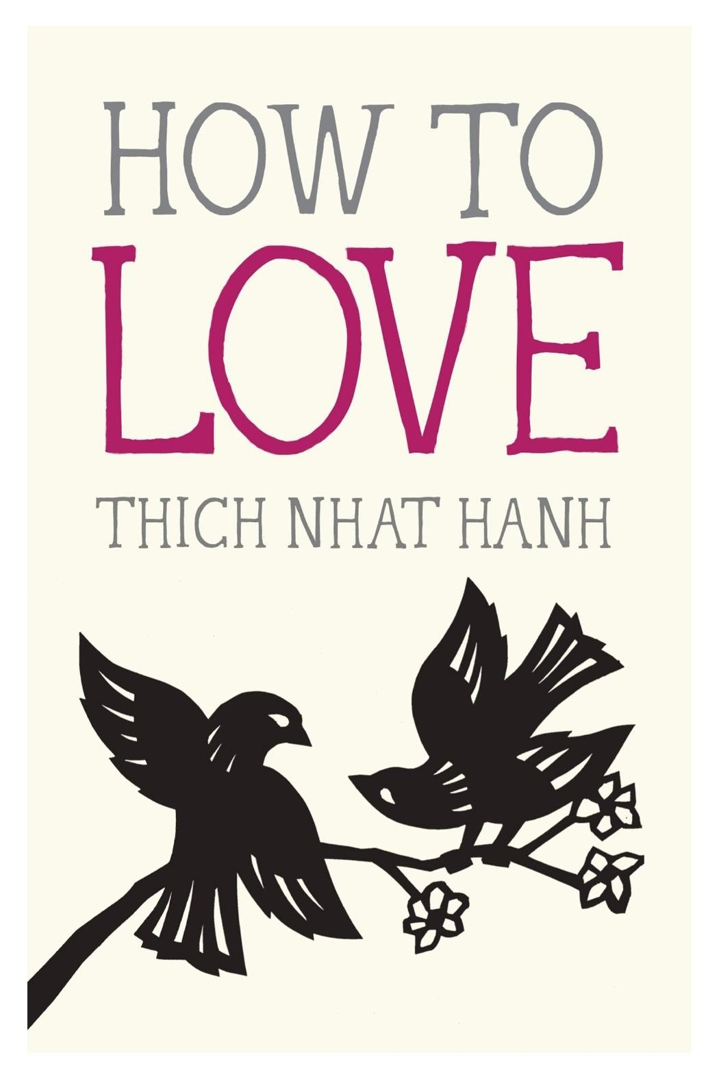 tu-anh boutique How To Love Book - Main Image