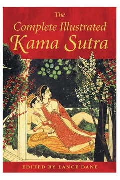 Shoptiques Product: Illustrated Kama Sutra Book