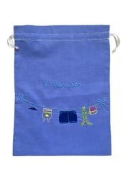 tu-anh boutique Linen Lingerie Bag - Product Mini Image